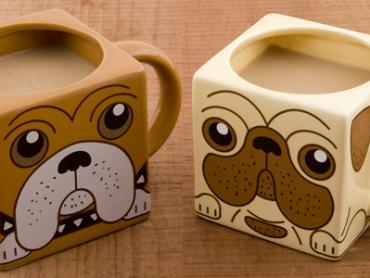 Bulldog coffee mug for the dog lovers